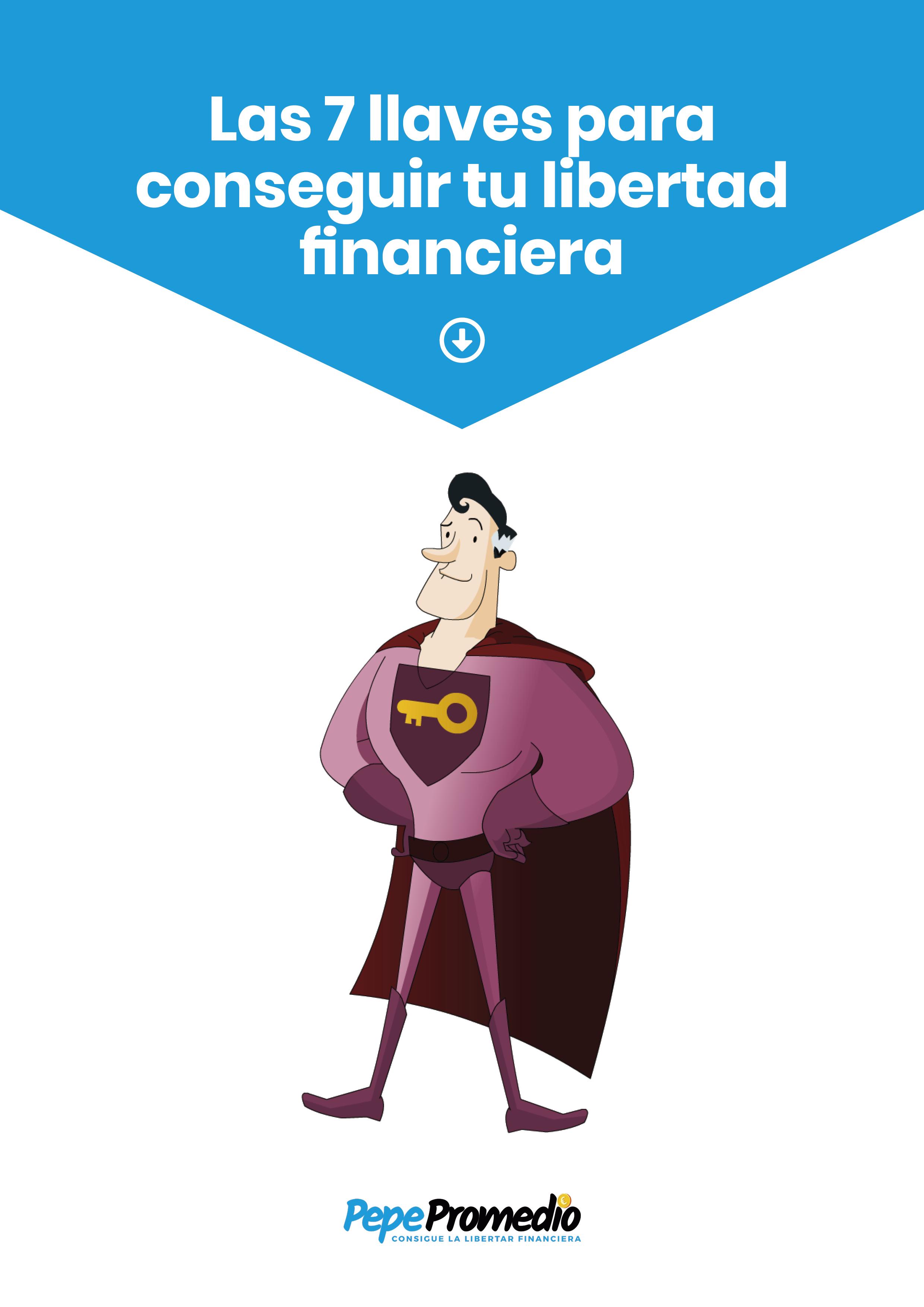 7 llaves libertad financiera